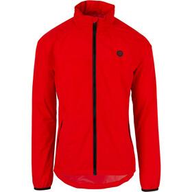AGU Essential Go Rain Jacket, rojo
